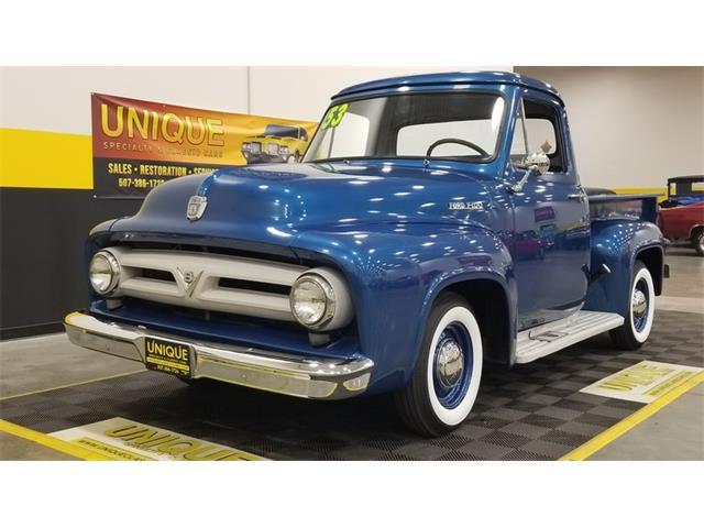1953 Ford F100 (CC-1419555) for sale in Mankato, Minnesota