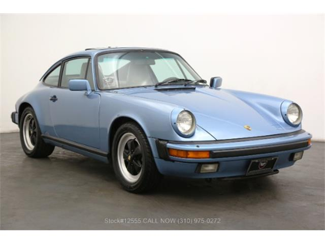 1986 Porsche Carrera (CC-1419560) for sale in Beverly Hills, California