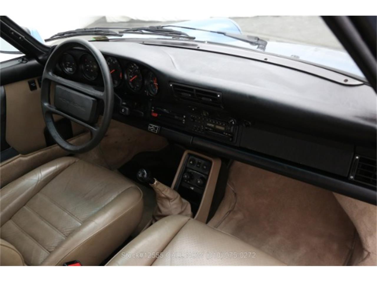 1986 Porsche Carrera (CC-1419560) for sale in Beverly Hills, California