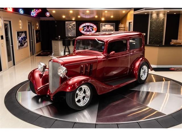 1933 Chevrolet Sedan (CC-1419562) for sale in Plymouth, Michigan