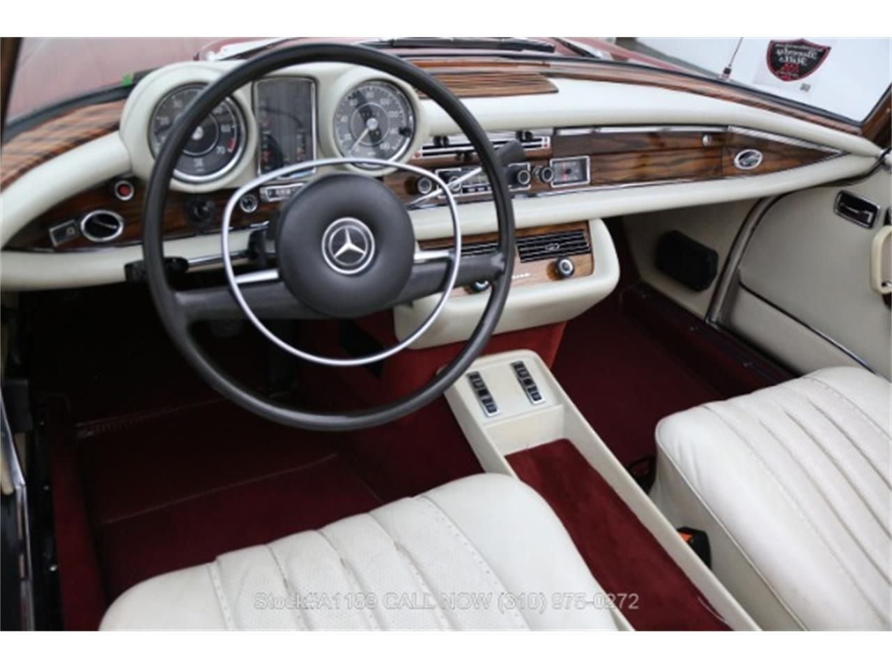 1971 Mercedes-Benz 280SE (CC-1419569) for sale in Beverly Hills, California