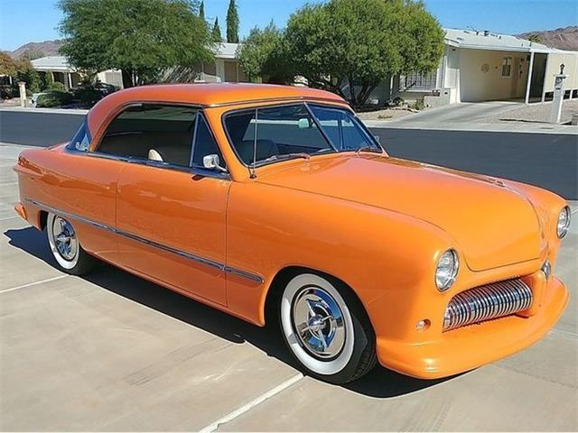 1951 Ford Crown Victoria (CC-1419571) for sale in Cadillac, Michigan