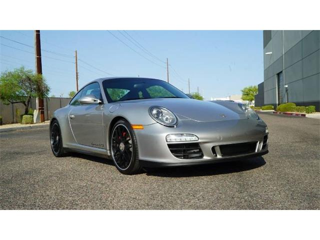 2011 Porsche 911 (CC-1419572) for sale in Cadillac, Michigan