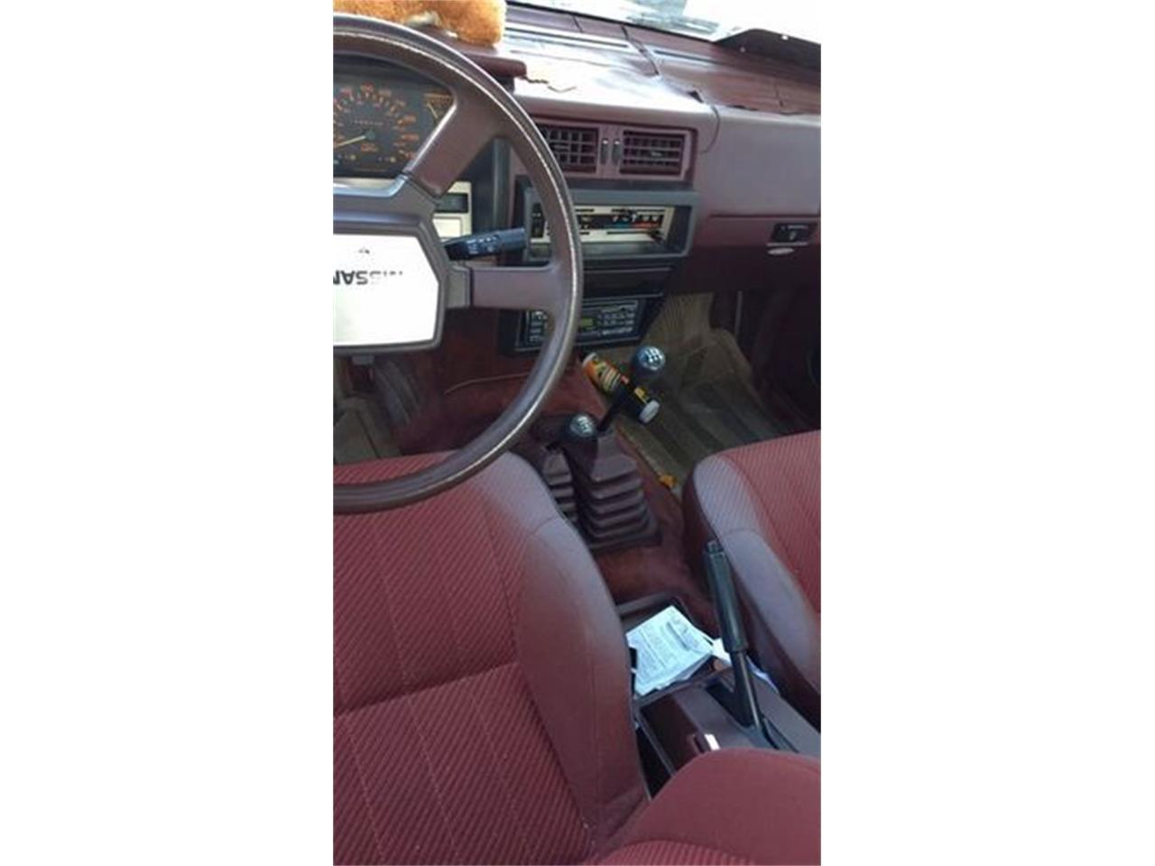 1986 Nissan Hardbody (CC-1419576) for sale in Cadillac, Michigan