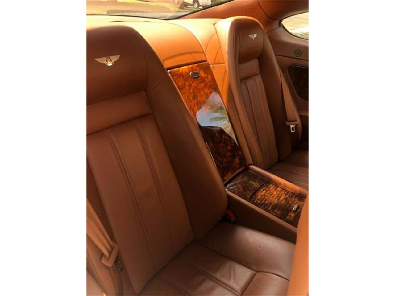 2004 Bentley Continental (CC-1419577) for sale in Cadillac, Michigan