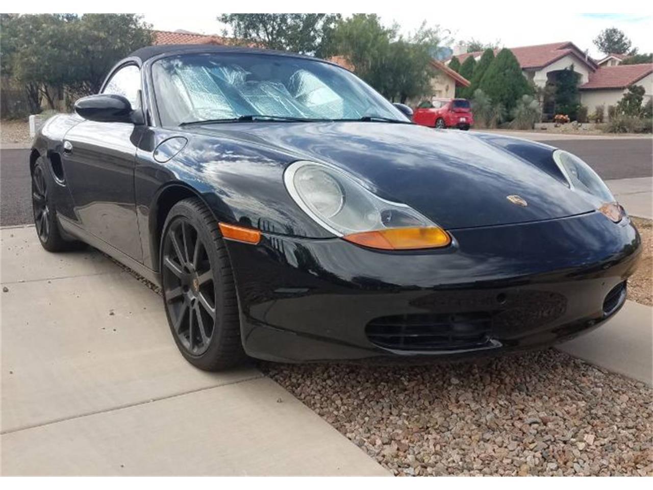 1998 Porsche Boxster (CC-1419581) for sale in Cadillac, Michigan