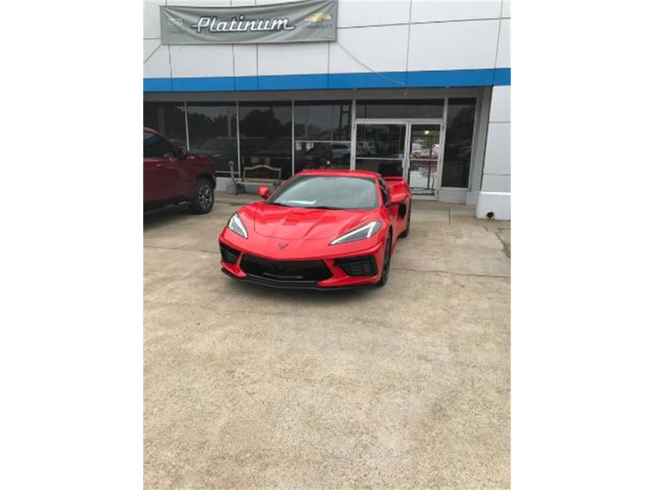 2020 Chevrolet Corvette (CC-1419582) for sale in Cadillac, Michigan