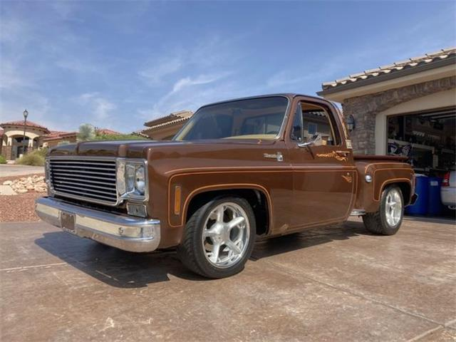 1977 Chevrolet C10 (CC-1419583) for sale in Cadillac, Michigan