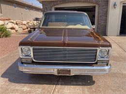 1977 Chevrolet C10 (CC-1419583) for sale in Cadillac, Michigan
