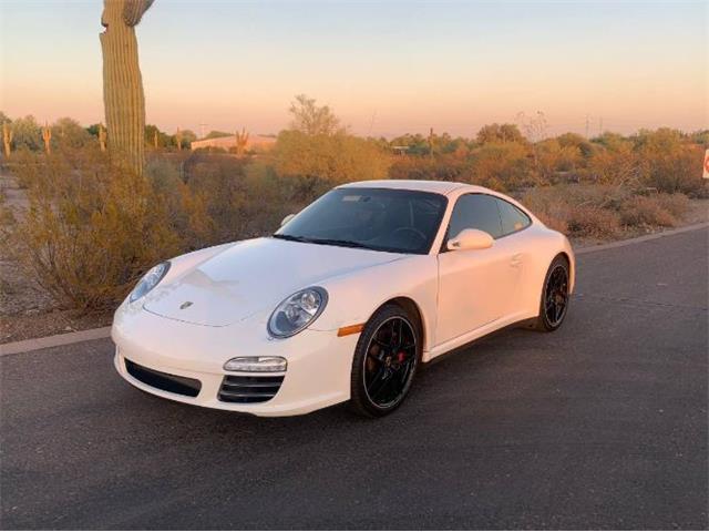 2012 Porsche Carrera (CC-1419597) for sale in Cadillac, Michigan