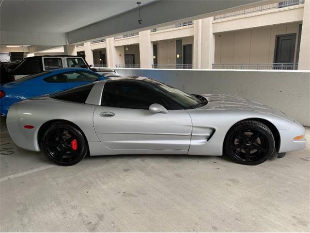 2003 Chevrolet Corvette (CC-1419604) for sale in Cadillac, Michigan
