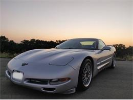 1998 Chevrolet Corvette (CC-1419606) for sale in Cadillac, Michigan