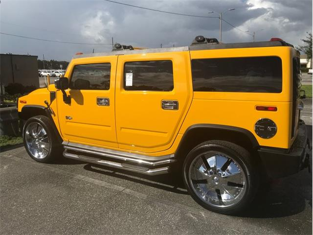 2003 Hummer H2 (CC-1419609) for sale in Punta Gorda, Florida