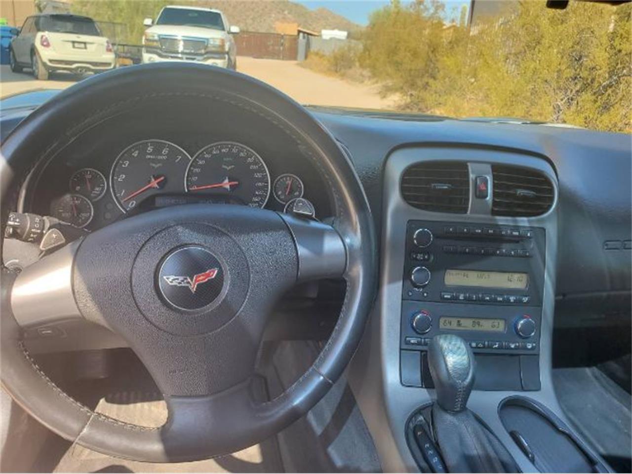 2007 Chevrolet Corvette (CC-1419613) for sale in Cadillac, Michigan