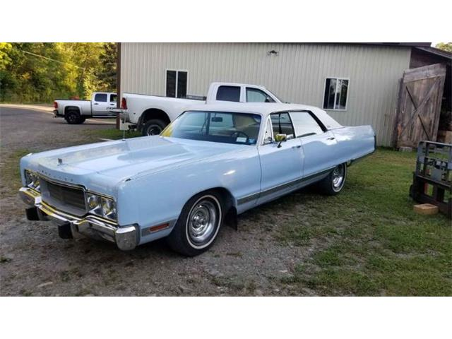 1973 Chrysler New Yorker (CC-1419616) for sale in Cadillac, Michigan