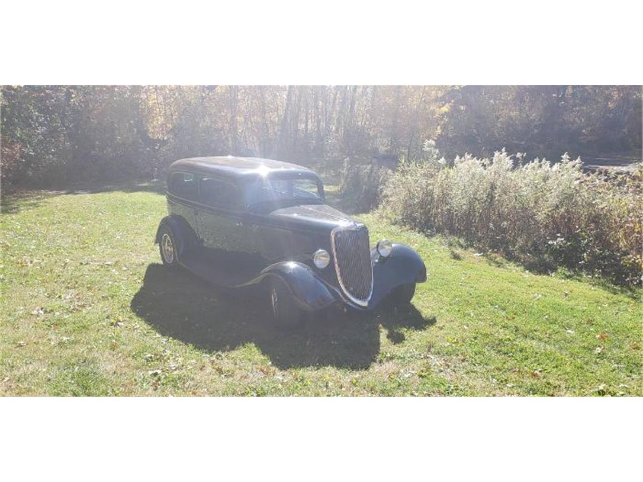 1934 Ford Tudor (CC-1419620) for sale in Cadillac, Michigan