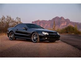 2003 Mercedes-Benz SL55 (CC-1419622) for sale in Cadillac, Michigan