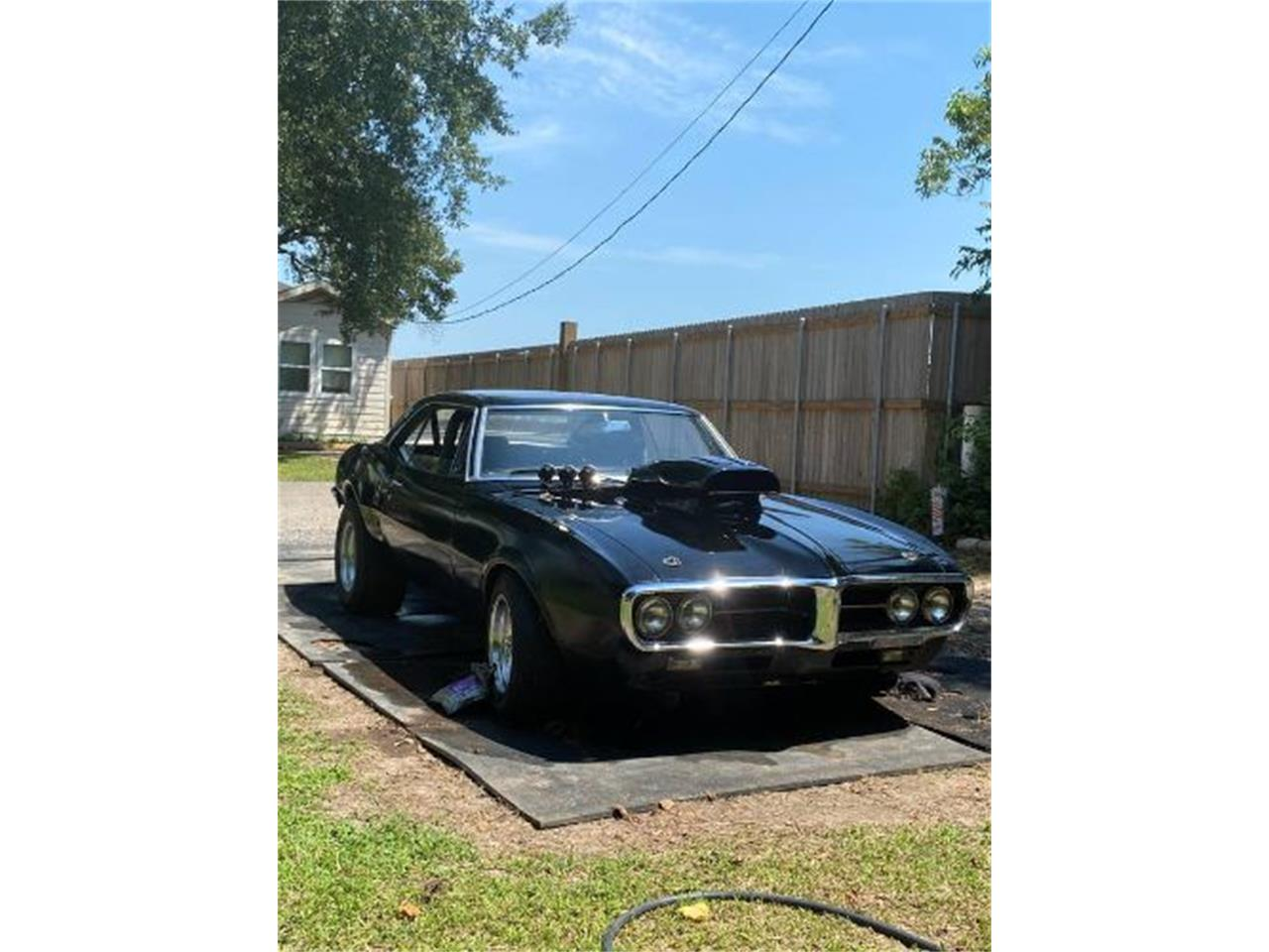 1967 Pontiac Firebird (CC-1419623) for sale in Cadillac, Michigan