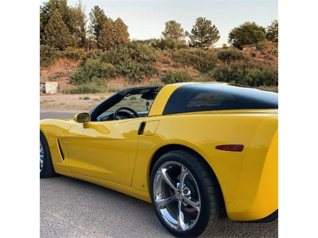 2006 Chevrolet Corvette (CC-1419625) for sale in Cadillac, Michigan