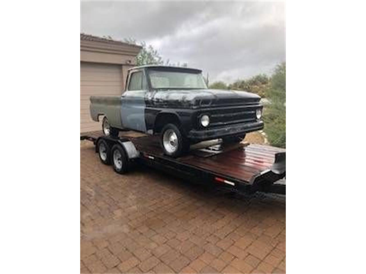 1964 Chevrolet C10 (CC-1419627) for sale in Cadillac, Michigan