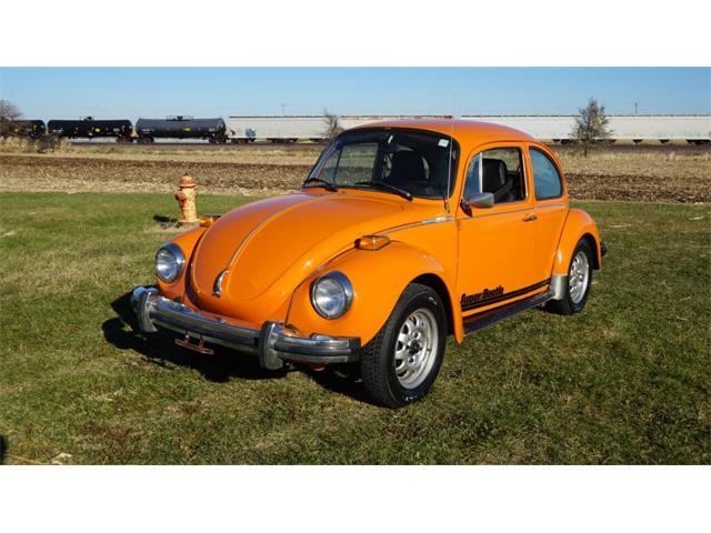 1974 Volkswagen Super Beetle
