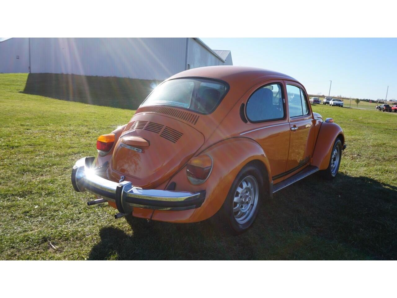 1974 Volkswagen Super Beetle (CC-1419628) for sale in Clarence, Iowa