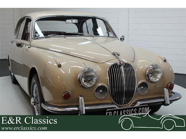 1968 Jaguar Mark II (CC-1419633) for sale in Waalwijk, Noord-Brabant