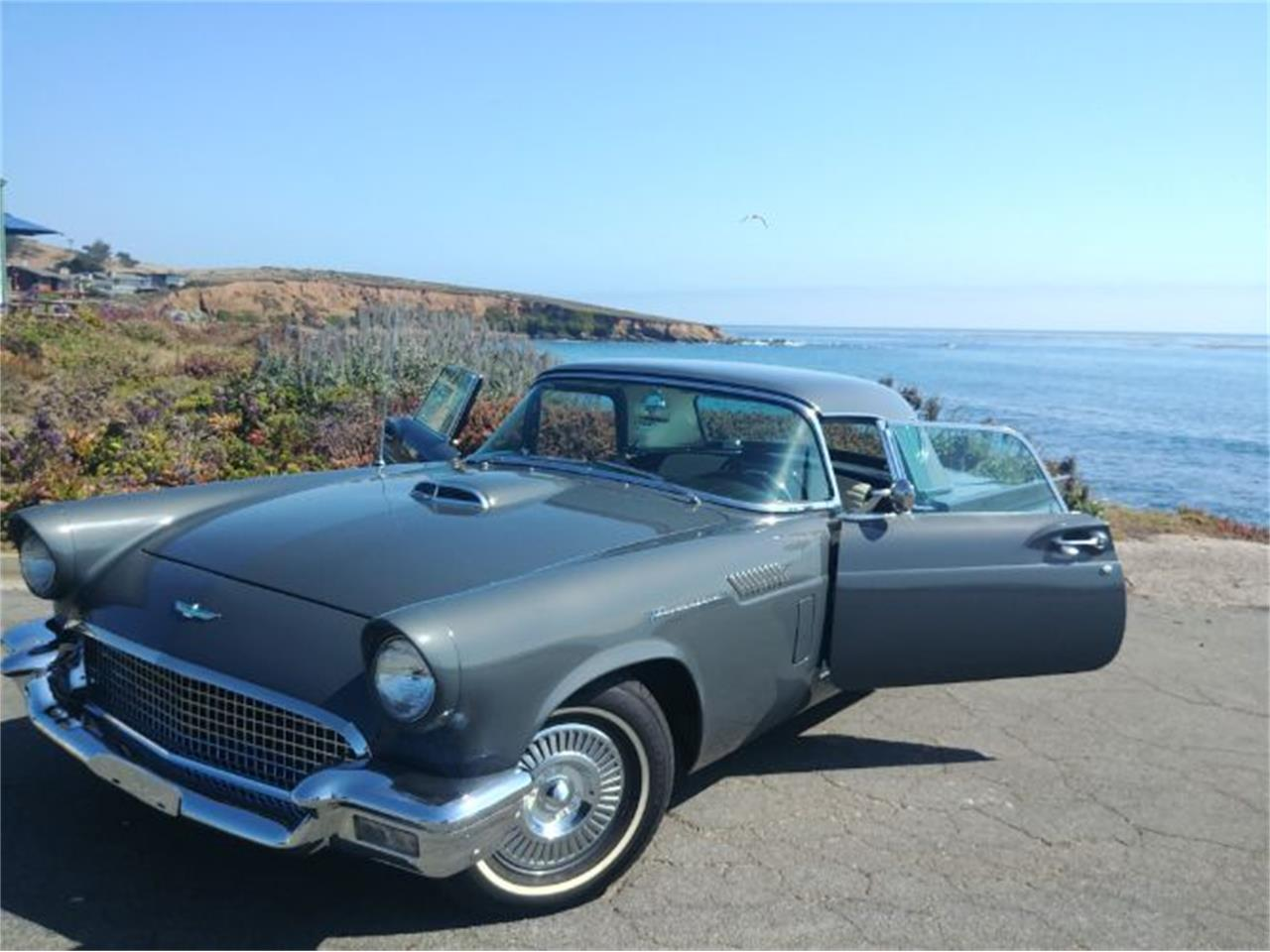 1957 Ford Thunderbird (CC-1419637) for sale in Cadillac, Michigan