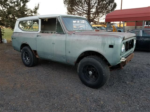 1979 International Scout II (CC-1419647) for sale in Redmond, Oregon