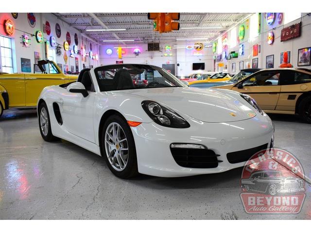2015 Porsche Boxster (CC-1419648) for sale in Wayne, Michigan