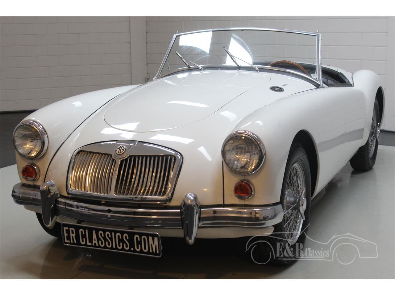1961 MG MGA (CC-1419653) for sale in Waalwijk, Noord-Brabant