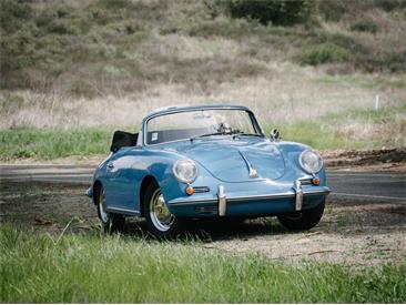 1965 Porsche 356 (CC-1419675) for sale in Fallbrook, California