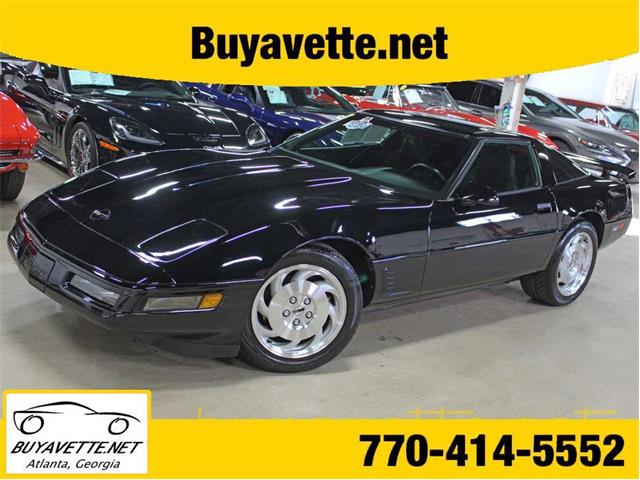1996 Chevrolet Corvette (CC-1419680) for sale in Atlanta, Georgia