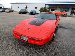 1987 Chevrolet Corvette (CC-1419685) for sale in Wichita Falls, Texas