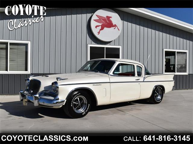 1958 Studebaker Silver Hawk (CC-1419686) for sale in Greene, Iowa