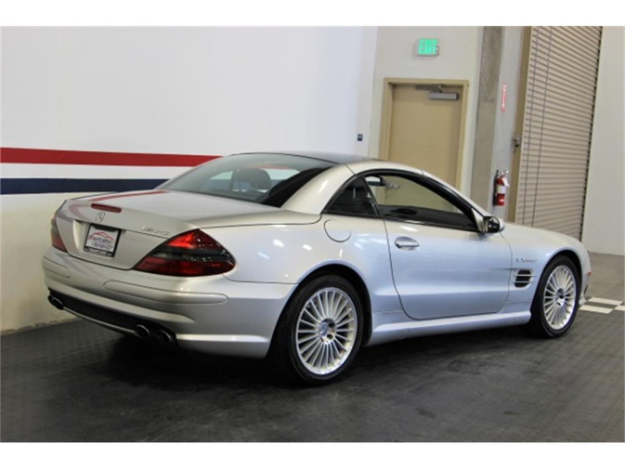 2005 Mercedes-Benz SL-Class (CC-1419692) for sale in San Ramon, California