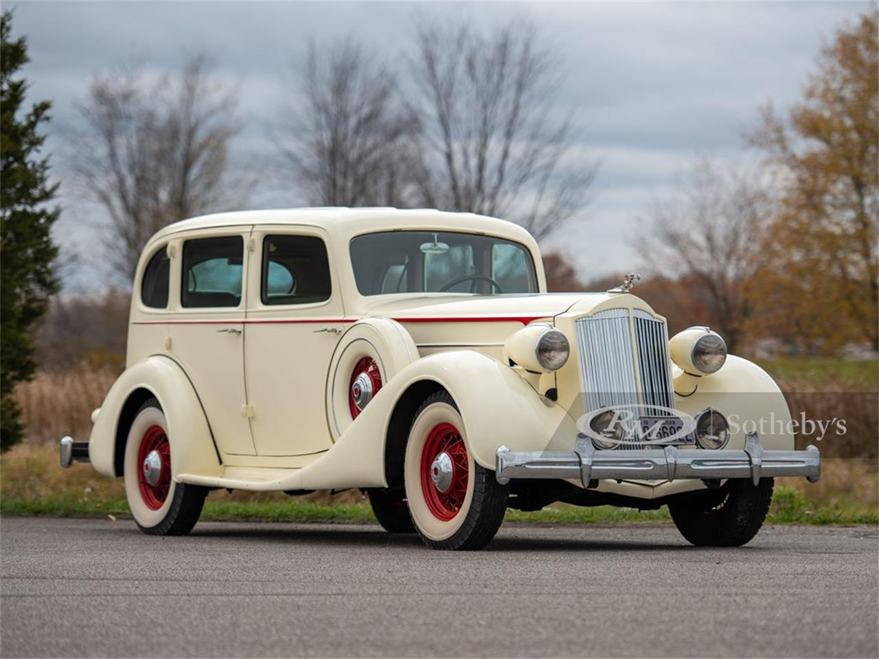 1936 Packard Eight (CC-1419694) for sale in Hershey, Pennsylvania