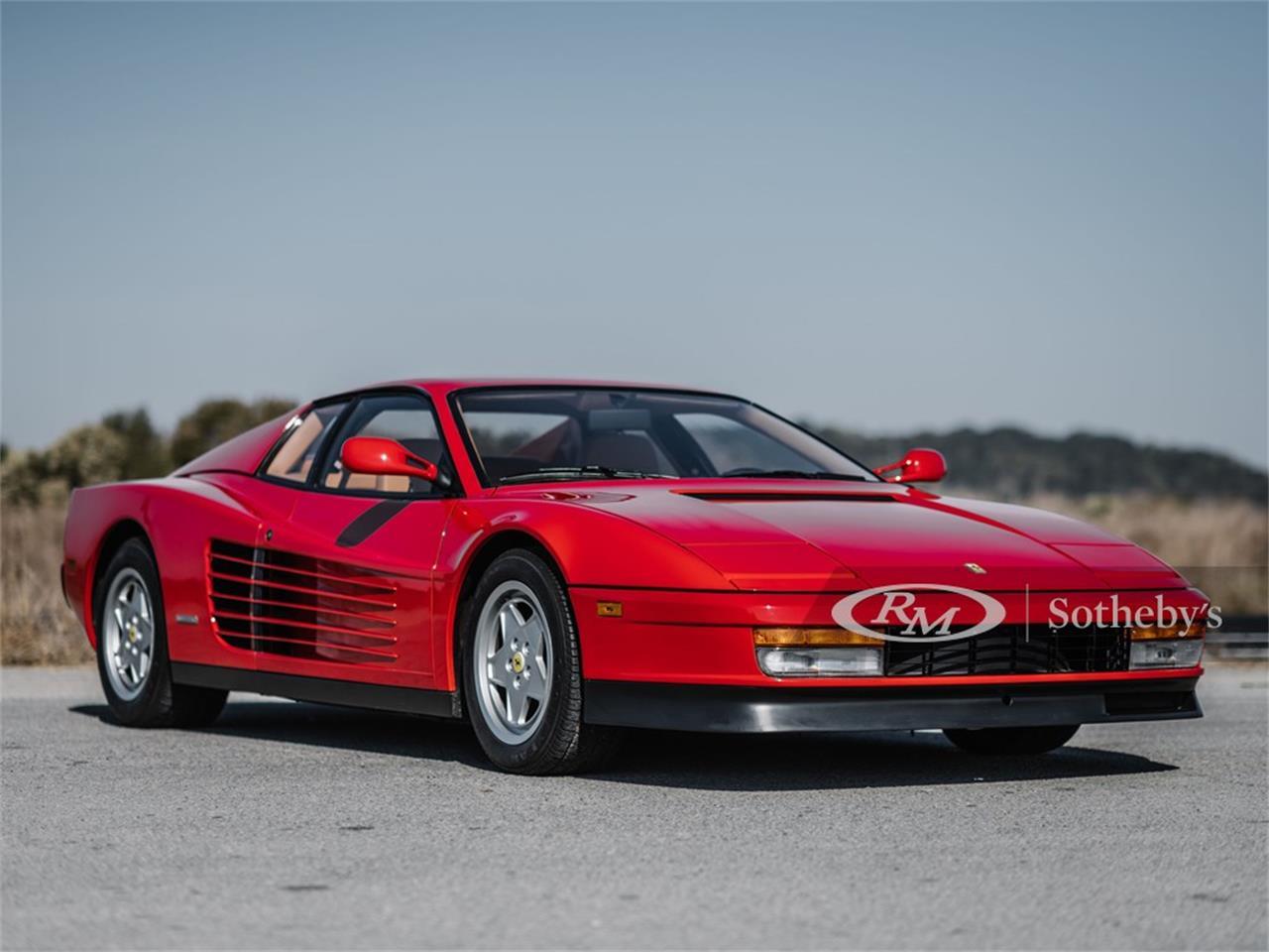 1990 Ferrari Testarossa (CC-1419697) for sale in Hershey, Pennsylvania