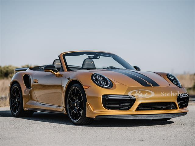 2019 Porsche 911 Turbo S (CC-1419698) for sale in Hershey, Pennsylvania