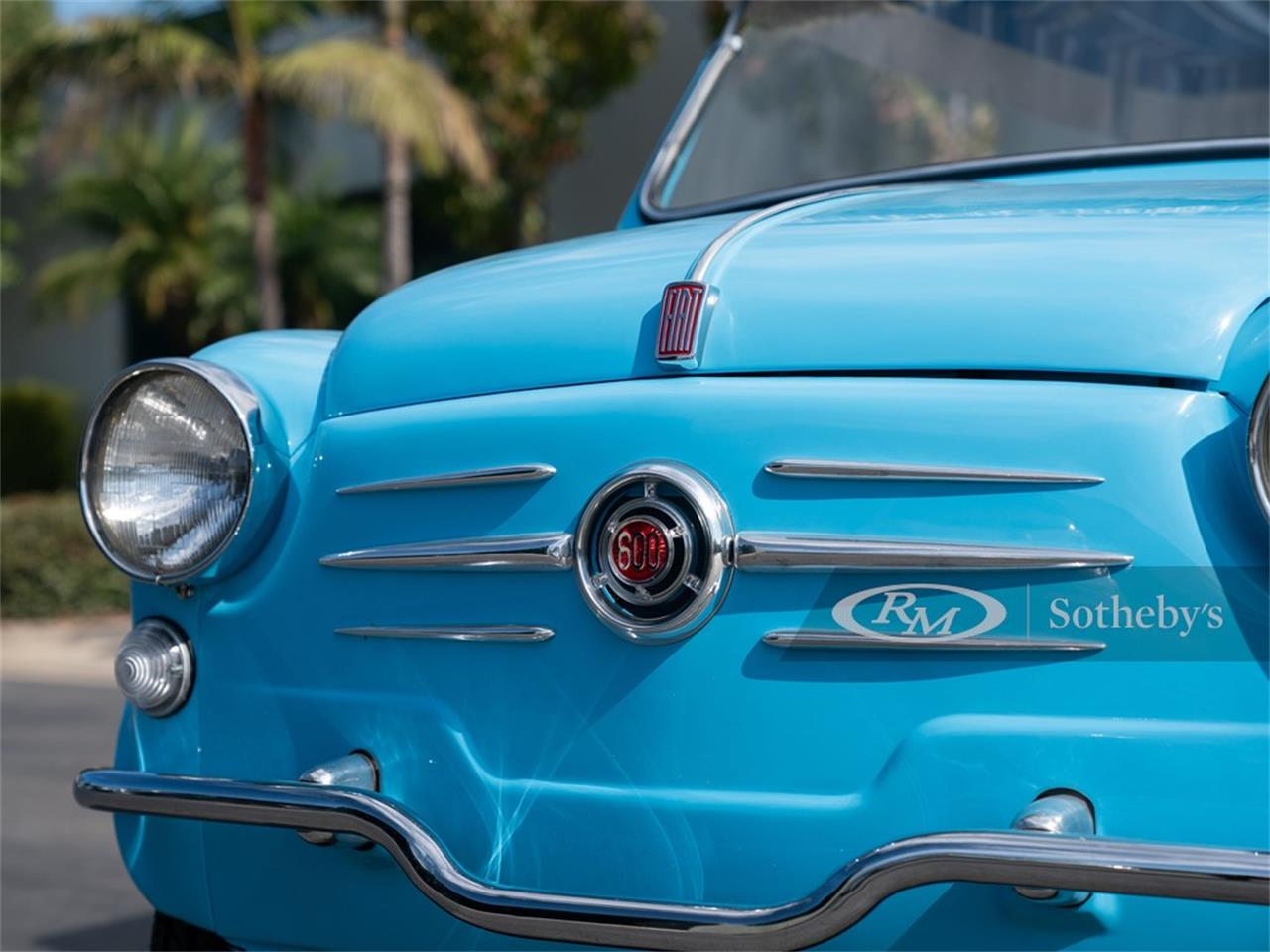 1959 Fiat 600 (CC-1419699) for sale in Hershey, Pennsylvania