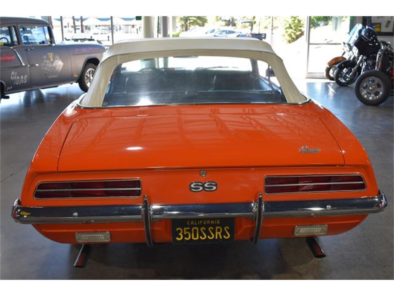 1969 Chevrolet Camaro (CC-1419740) for sale in Payson, Arizona