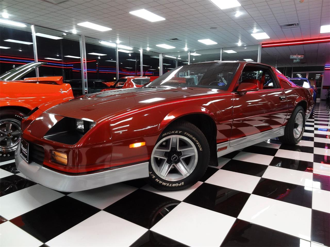 1986 Chevrolet Camaro Z28 (CC-1419745) for sale in Bonner Springs, Kansas