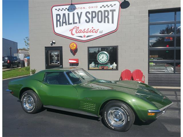 1972 Chevrolet Corvette (CC-1419759) for sale in Canton, Ohio