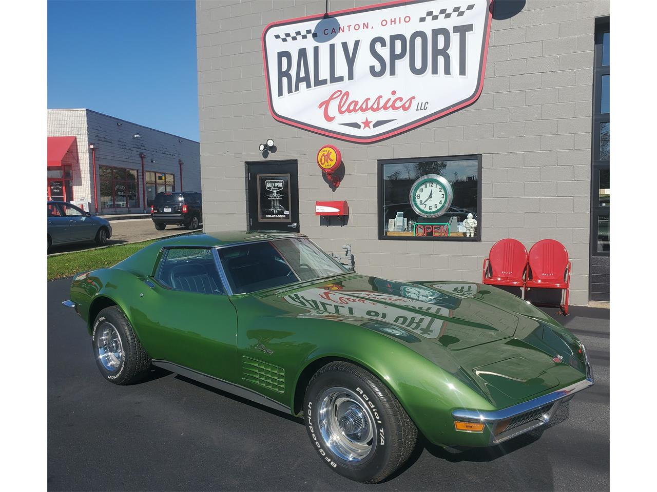 1972 Chevrolet Corvette (CC-1419759) for sale in Canton, Ohio