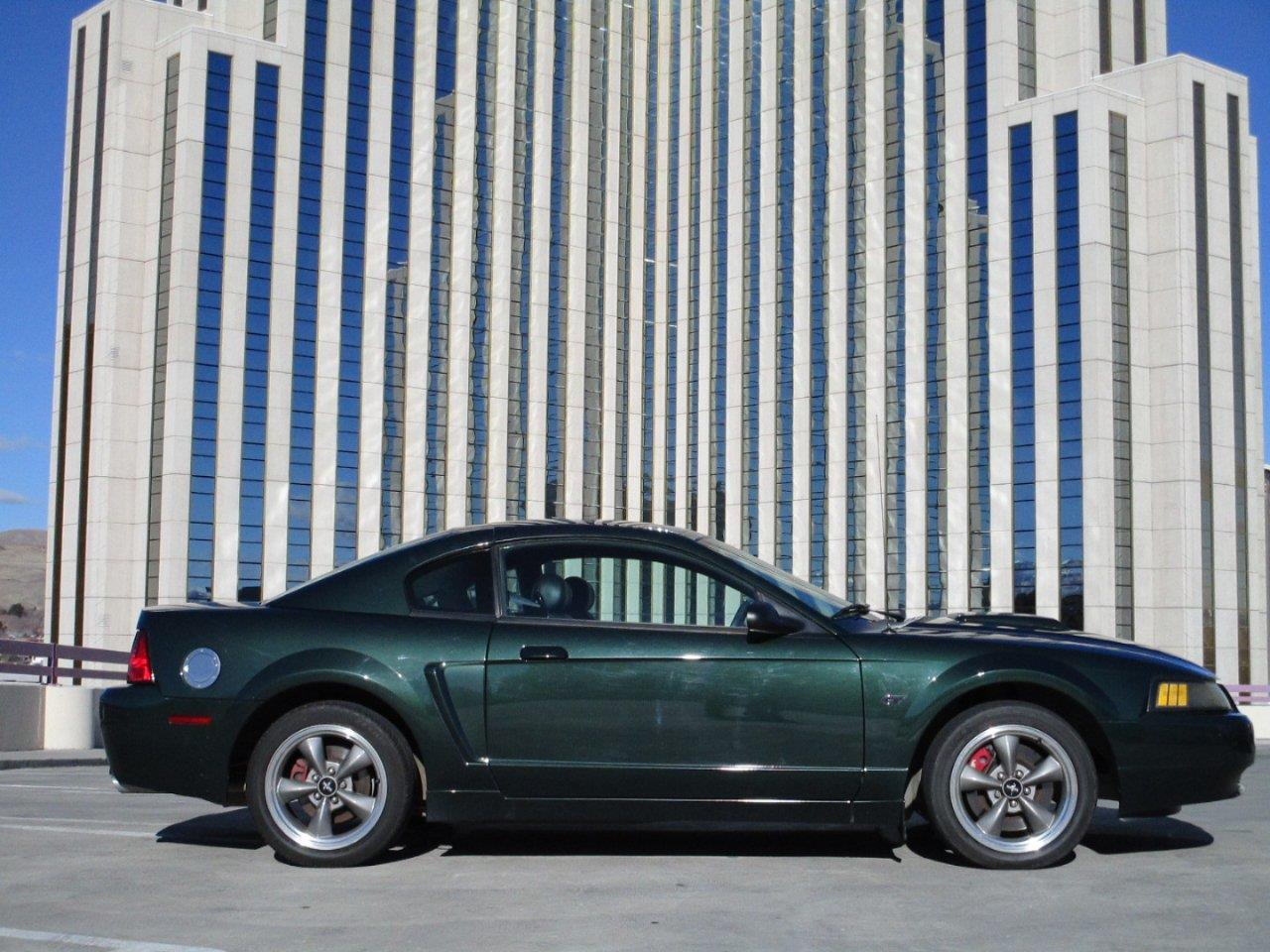 2001 Ford Mustang (CC-1410976) for sale in Reno, Nevada
