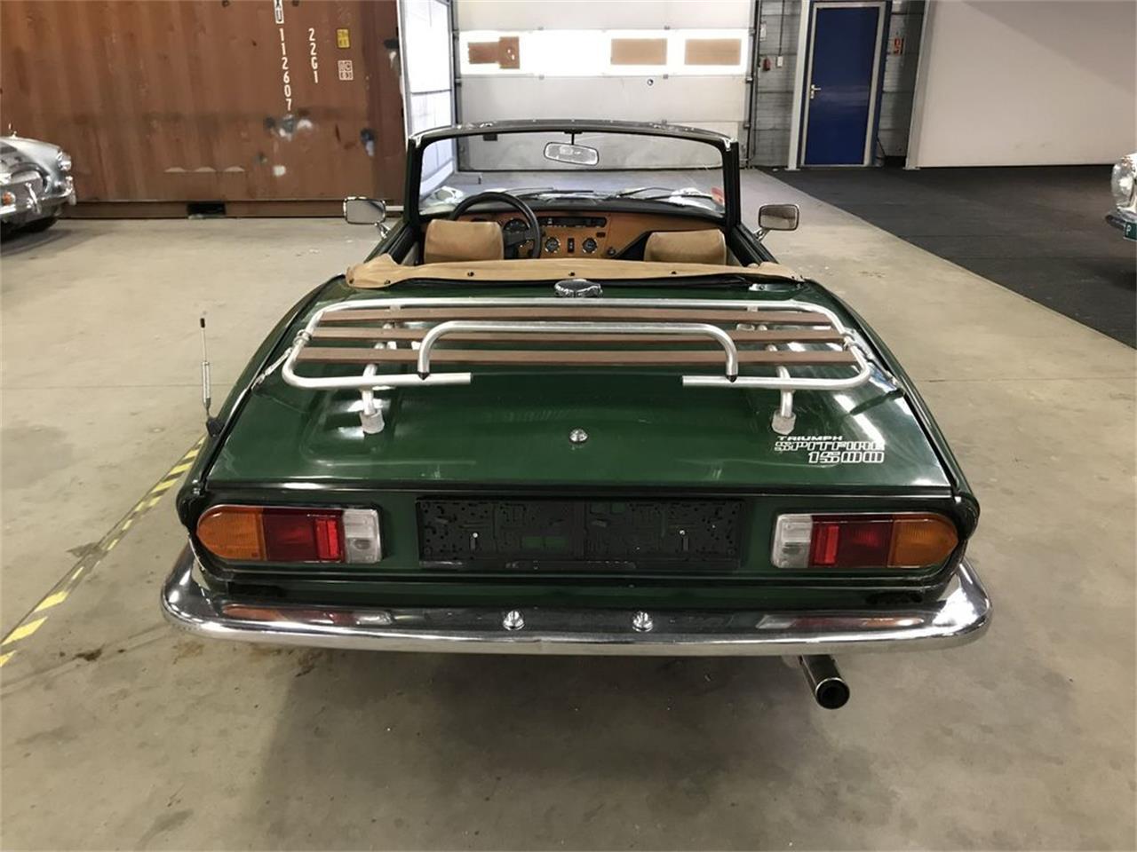 1980 Triumph Spitfire (CC-1419760) for sale in Waalwijk, Noord Brabant