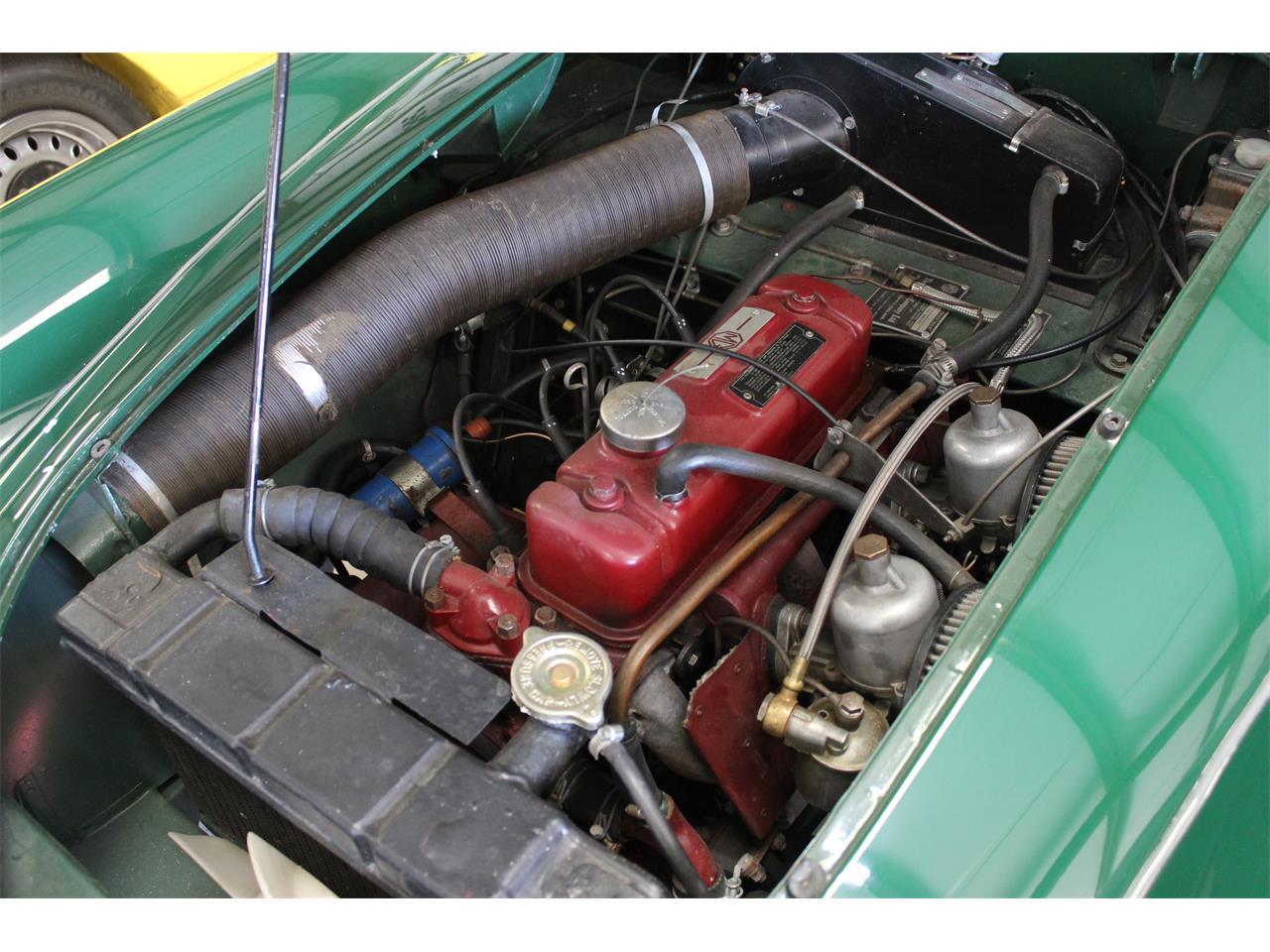 1962 MG MGA MK II (CC-1419776) for sale in OKC, Oklahoma