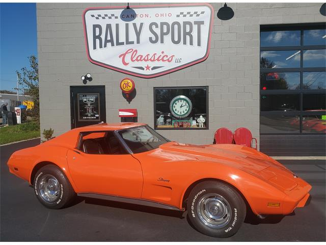 1976 Chevrolet Corvette (CC-1419780) for sale in Canton, Ohio