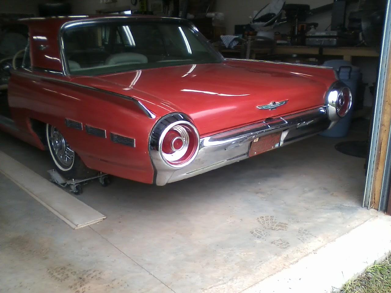 1962 Ford Thunderbird (CC-1419781) for sale in Yatesville, Georgia