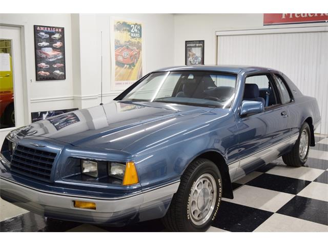 1985 Ford Thunderbird (CC-1419786) for sale in Fredericksburg, Virginia